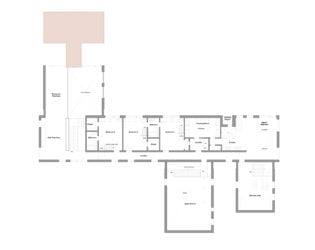 Floor Plans for the Peak Caribbean Residence