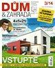 Dum & Zahrada magazine cover thumbnail