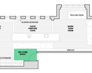 Floorplan of 4D-Apartment